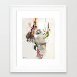 Morning Chorus Framed Art Print