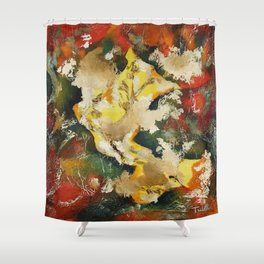 Cave Dweller Two Shower Curtain