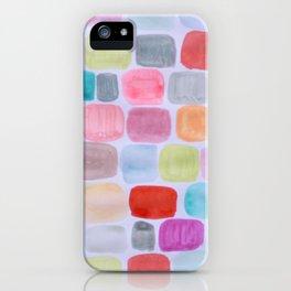 Palette Squares iPhone Case