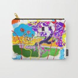Garden Joy        by   Kay Lipton Carry-All Pouch