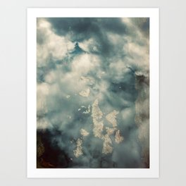 Reflections Art Print