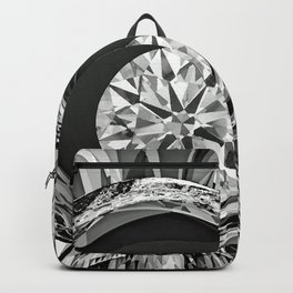 Diamond in Wire Backpack