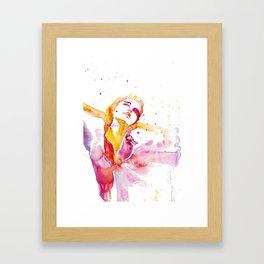 Rêverie Framed Art Print