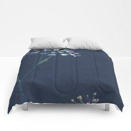 umbrella flower Comforters