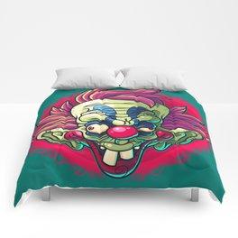 Killer Clown Comforters
