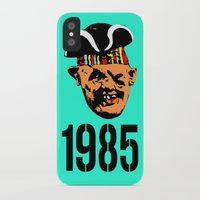 """the goonies iPhone & iPod Cases featuring """"Mourning My Youth"""" Series 