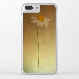 Stil flowering Clear iPhone Case