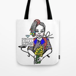 #STUKGIRL CHRISTOBAL Tote Bag