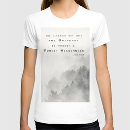 """Forest Wilderness"" T-shirt"
