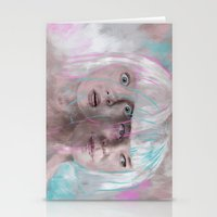 amy sia Stationery Cards featuring Sia - Maddie by firatbilal