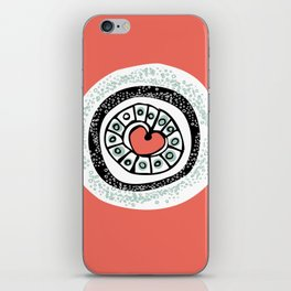 Loveburst iPhone Skin