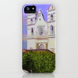 Tecalitlan iPhone Case