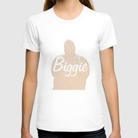biggie T-shirts featuring Biggie by iulia pironea
