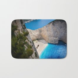 The Shipwreck Bath Mat