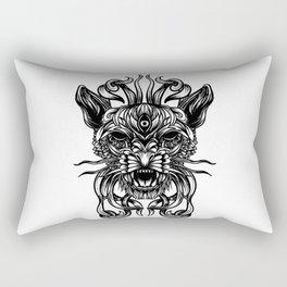 Feline Rectangular Pillow