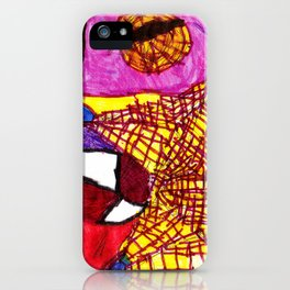 Spider Manny - (Special Guest) iPhone Case