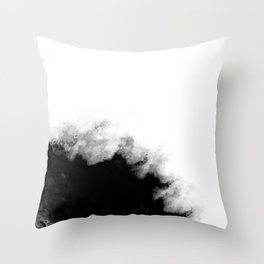 Anxiety vs Clarity Throw Pillow