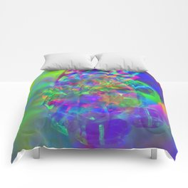 Crystal Face Comforters