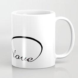 Infinity love Coffee Mug
