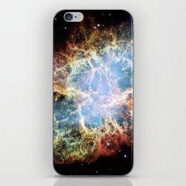 The Crab Nebula iPhone Skin