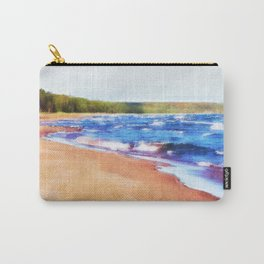 Colors of Water Carry-All Pouch