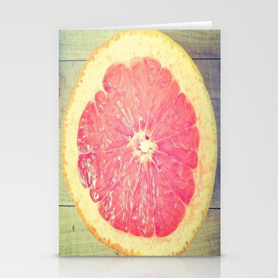 Grapefruit!  Stationery Cards