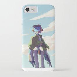 Canti iPhone Case