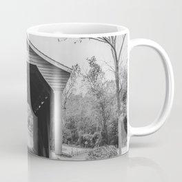 Foxcatcher Covered Bridge Stahorn's Mill Maryland Historic Romantic Enclosure Coffee Mug