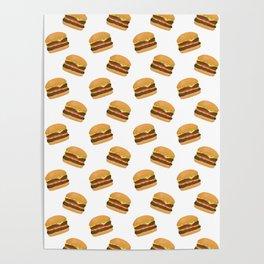 Burgers Poster