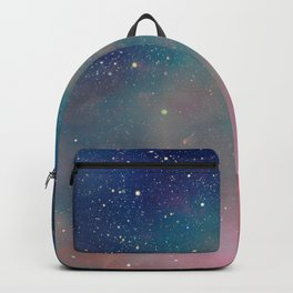 Star-formation in Orion Backpack