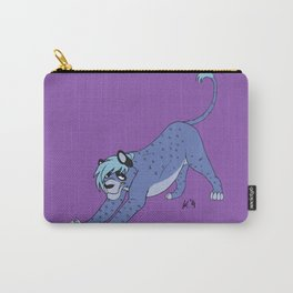 Sly Feline Carry-All Pouch