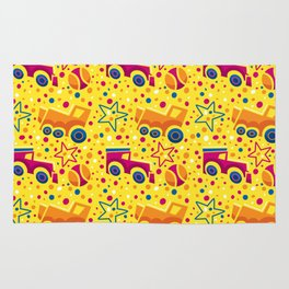 Party of toys Rug