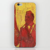 soviet iPhone & iPod Skins featuring Soviet by Gokhan Gokseven