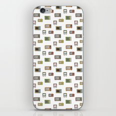 television iPhone & iPod Skin