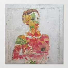 sofi´s memiors II Canvas Print