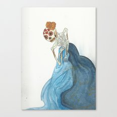 sugar dance Canvas Print