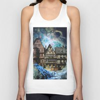 germany Tank Tops featuring Impossible Germany by John Turck