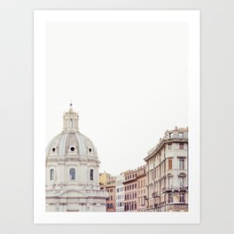 Simply Rome - Italy Travel Photography Art Print