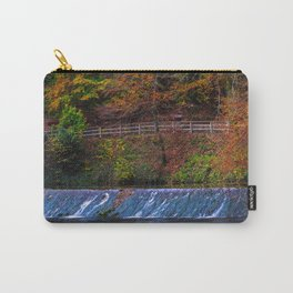 Autumn colors arround the Blautopf Carry-All Pouch