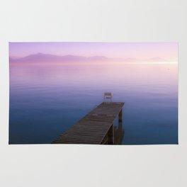 Infinite Sunset - Landscape Photography Rug