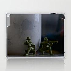 Two Greens Laptop & iPad Skin