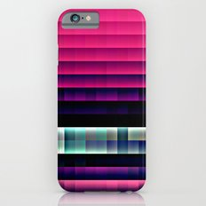 Hot Pink Pixels Slim Case iPhone 6s