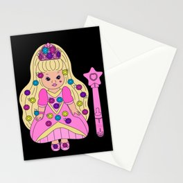 Jewels at Night Stationery Cards