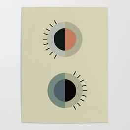 day eye night eye Poster