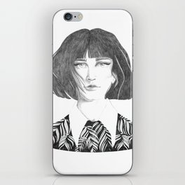 Elisabeth iPhone Skin