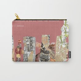 Jx3 Poem - 4 Carry-All Pouch