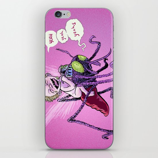 """""""Mosquito"""" by Austin James iPhone & iPod Skin"""