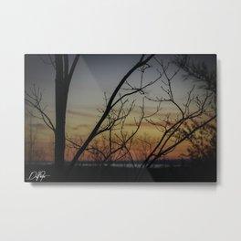 Maryland Sunset Metal Print