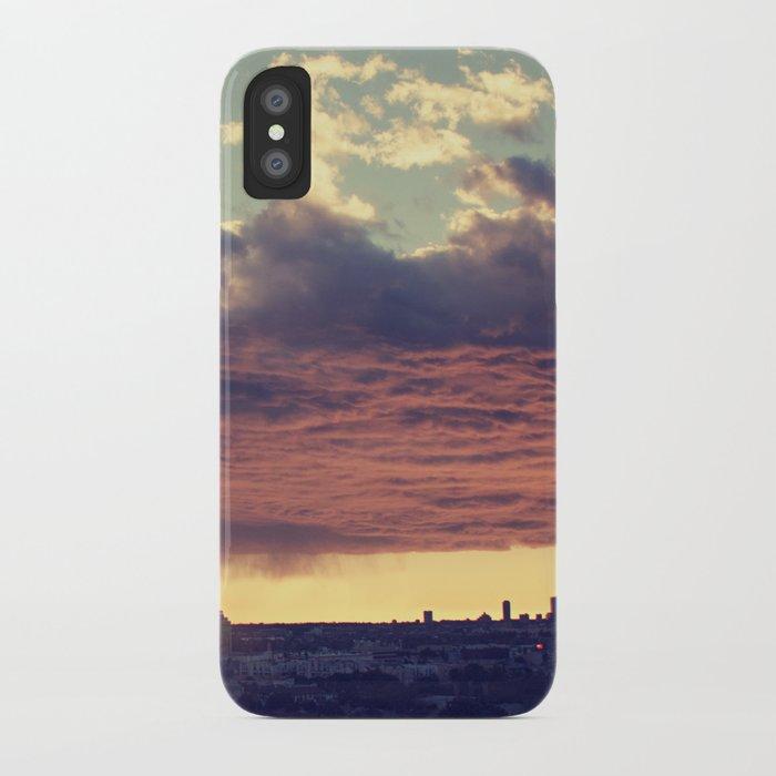 Sky iPhone Case