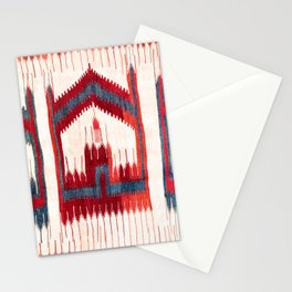 Karapinar  Antique Turkish Kilim Saf Stationery Cards